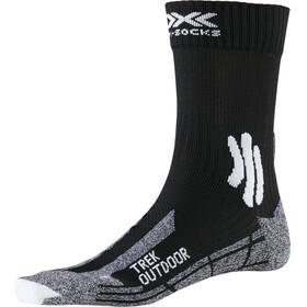 X-Socks Trek Outdoor Socks Men opal black/dolomite grey melange